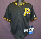 Majestic MLB Pittsburgh Pirates Toddler Blank Cool Base Jersey LOOK 2T, 3T, 4T