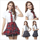 Hot Japan Adult School Girl Cosplay Costume Sexy Women Fancy Dress Uniform Set