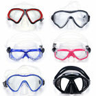 Adult Snorkeling Mask Diving Mask Tempered Glass Tribord Easybreath Half Face