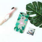 Green leaves flamingo Phone case For iPhone 6 6plus 7 7plus 8 phone back cover