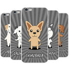 World Cartoon Dogs Snap-on Hard Back Case Phone Cover for Apple Mobile Phones