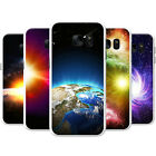 Space Exploration Snap-on Hard Back Case Phone Cover for Samsung Mobile Phones