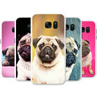 China Asian Love Pug Dogs Snap-on Hard Back Case Phone Cover for Samsung Phones