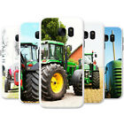 Farm Vehicle Tractor Snap-on Hard Back Case Phone Cover for Samsung Phones