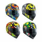AGV K3 SV Rossi Motorcycle/Bike/Motorbike Replica Riding Crash Helmet/Lid
