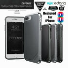 Original X-Doria Defense LUX Military Grade Case Cover For Apple iPhone 7 8 Plus