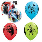 NEW STAR WARS: The Last Jedi Licensed Qualatex Latex & Bubble Party Balloons