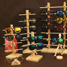 Внешний вид - Wooden Sunglasses Eye Glasses Display Rack Stand Holder Organizer 4/5/6 Layers