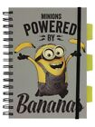 Despicable Me Powered By Bananas A5 Ring Binder Notebook