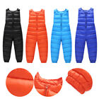 Winter Infant Baby Newborn Boys Girls Warm Down Jumpsuit Romper Climbing Clothes