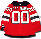 NEW JERSEY DEVILS ANY NAME  NUMBER ADIDAS ADIZERO HOME JERSEY AUTHENTIC