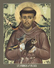 Giclée Print - Religious Art - St. Francis of Assisi
