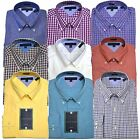 Tommy Hilfiger Dress Shirt Mens Slim Fit Long Sleeve Buttondown Collared New Nwt