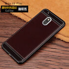 Full Cover For MOTO G4 Play Shockproof Leather Pattern Soft Rubber Skin Case