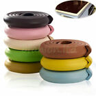 4Pcs Baby Safety Protector Glass Table Desk Corners Edge Cushion Guard Bumper