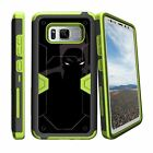 For Samsung Galaxy S8 Active SM-G892A (2017) Green Case Slim Clip Stand Cover