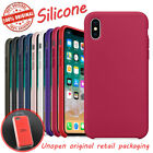 For Apple iPhone X 10 Ultra Thin Silicone Case Cover, Original Retail Packaging