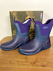 GRUB'S VIOLET / PURPLE SUB-FREEZING YARD BOOT BRAND NEW SIZES 8,9 & 10 LIKE MUCK