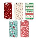 Christmas Phone Shell New Apple 6/7/8/X Silicone TPU Protective Cover Pop New AU