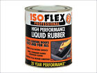 Ronseal Isoflex Liquid Rubber Black