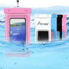 """Airress Waterproof Phone Pouch Bag For Smasung Iphone HTC LG Phones Up To 6.0"""""""