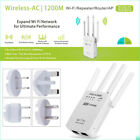 1200Mbps Dual Band 2.4/5G Wireless Range Extender WiFi Repeater Router NEWLY