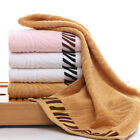 Home Bamboo Fiber Bath Towels Comfortable Washcloth Super Absorbent Hand Towels