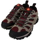 Merrell Moab Gore-Tex Vibram Brindle Burgundy Womens Hiking Shoes ML57750