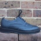 H by Hudson Lace Up Flat Leather Slip On Smart Sneakers Office Casual Shoes 5 38