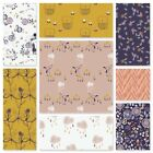 AUTUMN RAIN from DASHWOOD STUDIO 100% cotton fabric QUILTING CRAFTS SEWING