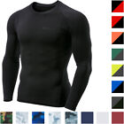 TSLA Tesla MUD11 Baselayer Cool Dry Long Sleeve Compression Shirt
