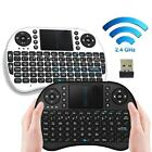 Mini i8 2.4GHz Wireless Keyboard Touchpad for Laptop PC Smart TV Box