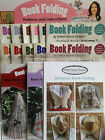 DEBBI MOORE Book Folding Patterns - Volumes 1 up to 11 ***MULTI BUY OFFER***