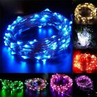 2M 20 LED String Copper Wire Fairy Lights 3 AA Battery Powered Decoration Home
