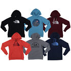 The North Face Womens Hoodie Pullover Sweatshirt Half Dome Logo Fleece Lined New