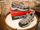 Converse Work C895 Grey Leather & Mesh Mountainaire Trail Hiker Women's NEW