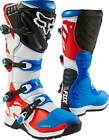 FOX Comp 5 Youth Boots Red/White/Blue -  Sale