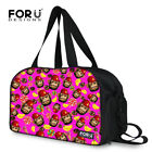 Yoga Bag Women Sport Gym Bags Lovely Monkey Design Workout Travel Luggage bags