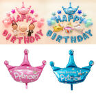 Large  Pattern Foil Balloon Kids Childs Baby Happy Birthday Party Decorate
