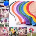 "Multi-Color 36"" Inch Giant Big Ballon Latex Birthday Wedding Party Helium Decor"
