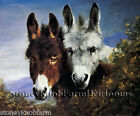 Best Friends ~ Donkeys, Lilian Cheviot ~ Cross Stitch Pattern
