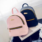 FASHION FAUX LEATHER MINI BACKPACK GIRLS TRAVEL HANDBAG SCHOOL RUCKSACK BAG ACTU