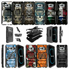 For Samsung Galaxy S8 G950 (2017) Clip Armor Kickstand Case - Tough Designs
