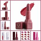 Miss Rose  12 Colors Matte Nude Makeup Lips Waterproof Long-lasting Lipstick TOP