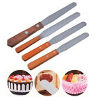 """New 4"""" 6"""" 8"""" 10""""Offset Cake icing spatula set Party Club Tools - stainless steel"""