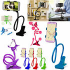 Flexible 360° Clip Lazy Bed Desktop Bracket Mount Stand Holder For Cell Phone