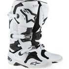 Alpinestars Tech 10 White Vented Motocross Boots Off Road NEW RRP £489.99!!
