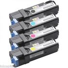4 x Toner Cartridges BCM&Y Non-OEM Alternative For Dell 1250, 1350, 1355, C1760