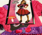 Sweet Kitty Cat Costume Dress Child S M L XL NIP