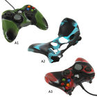 Camouflage Soft Silicone Skin Case Cover for Xbox 360 Controller Protect Top New